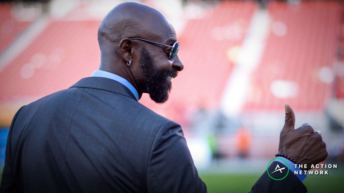 The All-Time Fantasy Super Bowl Team: Jerry Rice is the GOAT, More article feature image