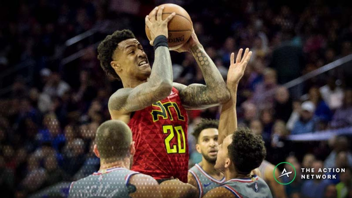 Freedman's Favorite NBA Prop Bet (Jan. 15): Will John Collins Get 19 Points? article feature image