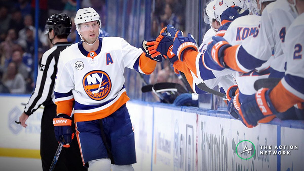 Freedman's Favorite NHL Matchup (Jan. 18): Anders Lee vs. Josh Bailey article feature image