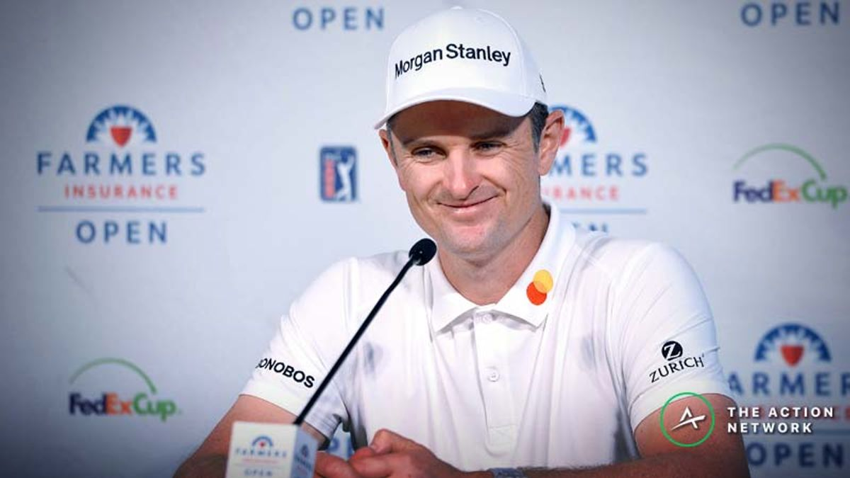 Sobel's Farmers Insurance Open Matchup Bets: Fade the Leader in Round 4 article feature image