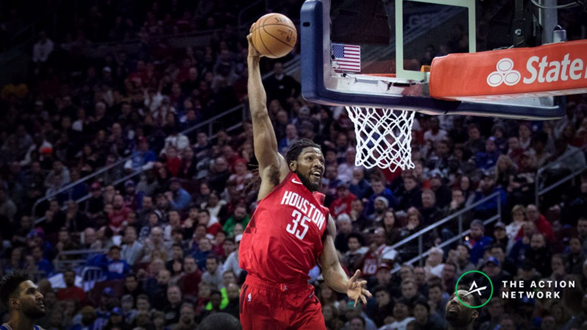 Sunday's Best NBA Player Props: Betting Kenneth Faried Points, More article feature image