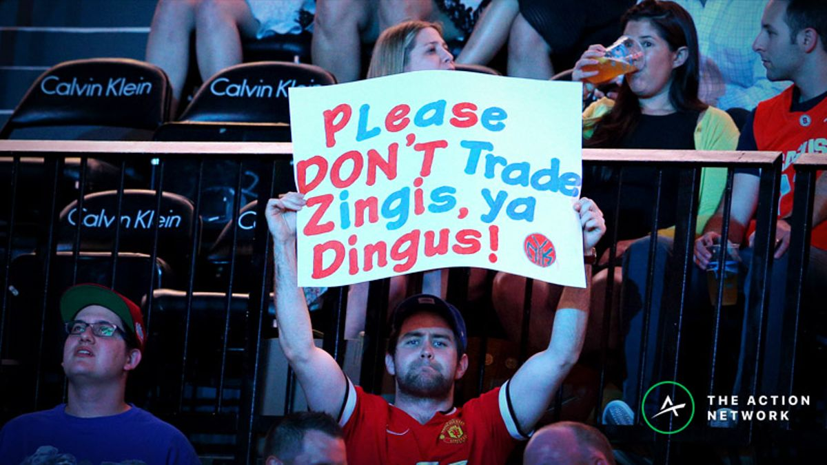 Wob: My 7 Stages of Grief After the Porzingis Trade article feature image
