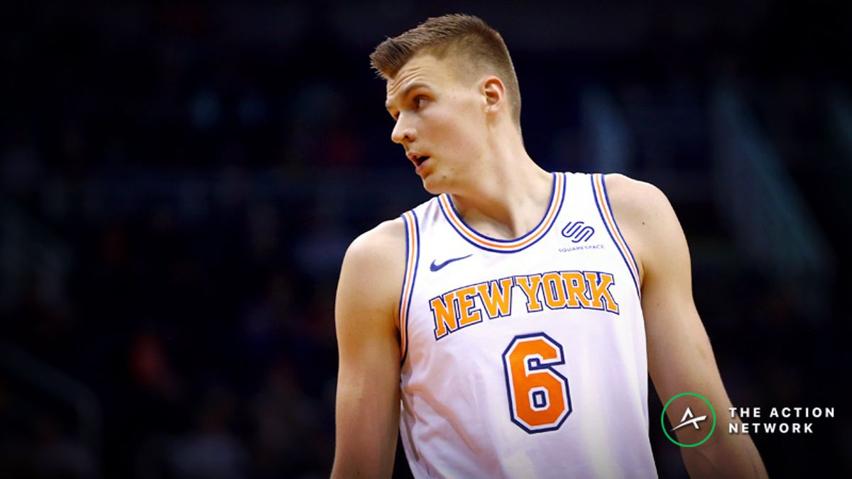 Knicks Trade Porzingis and Risk It All on Durant, Kyrie and the Summer of 2019 article feature image