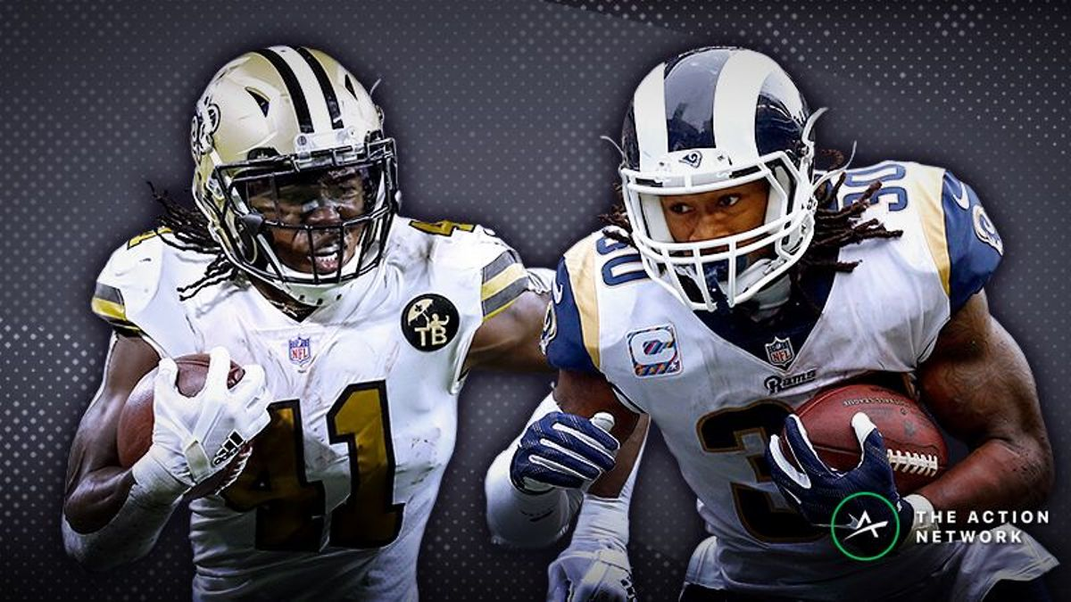 Rams-Saints Betting Preview: Which Team Is Undervalued in NFC Championship? article feature image