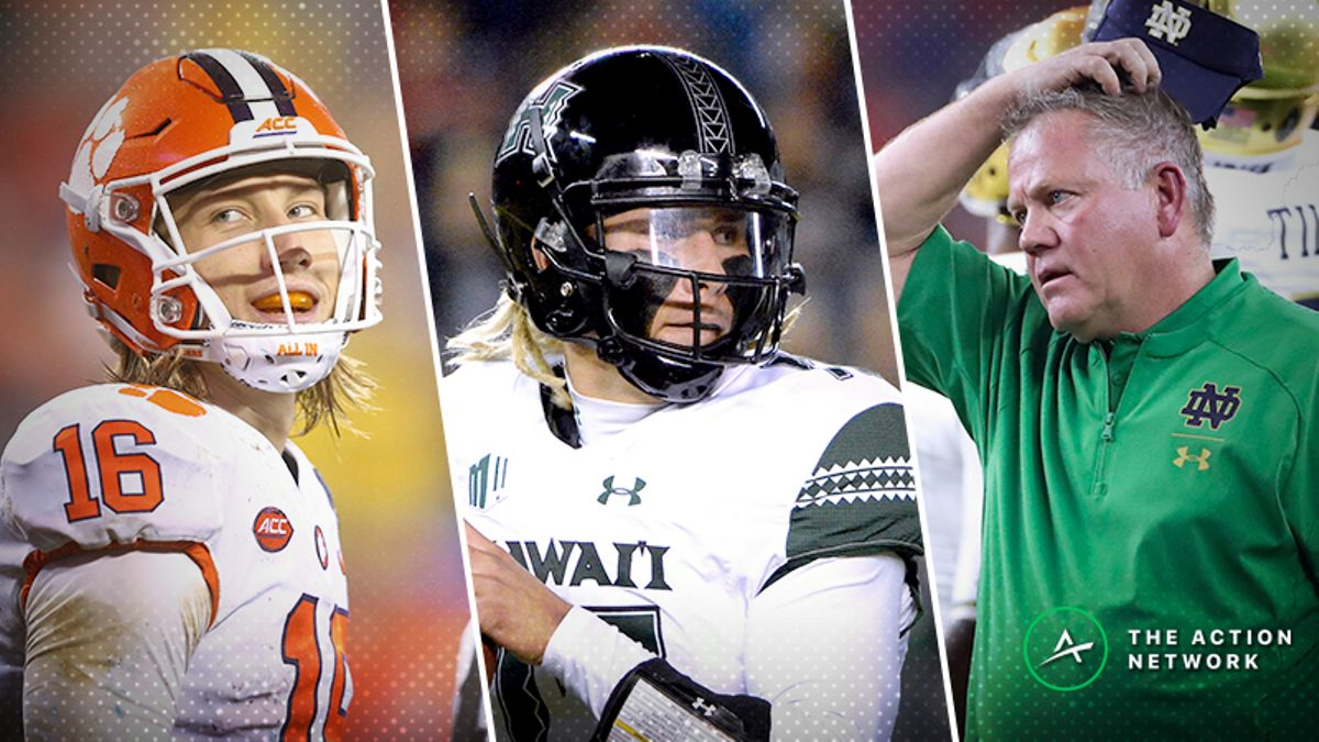 You'll Never Guess the CFB Game Bettors Won the Most Money on This Season article feature image