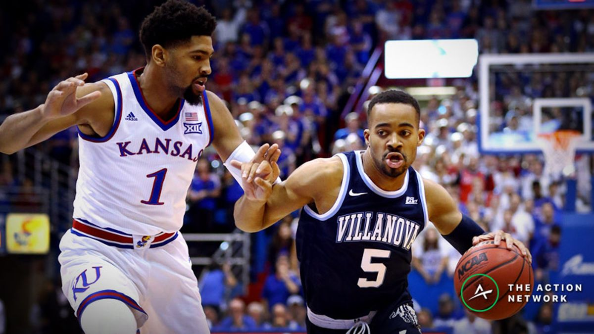 Final Four Dark Horse Candidates: Kansas and Villanova Still Have Work to Do article feature image