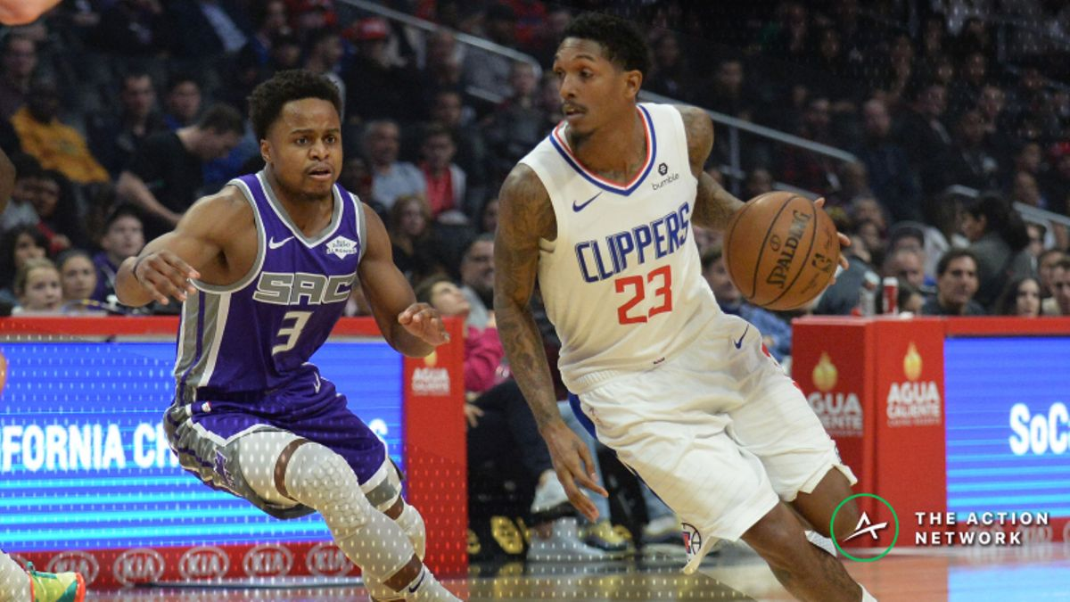 Tuesday's Best NBA Player Props: Betting Lou Williams Points, More article feature image