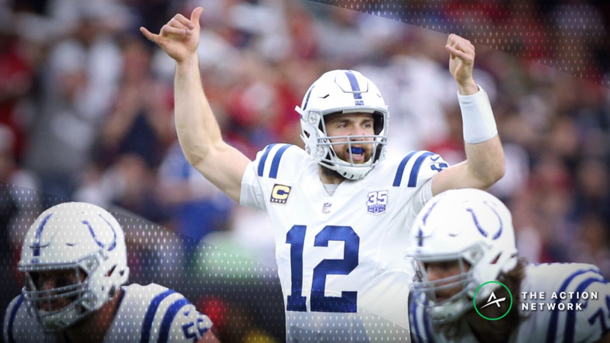 Zylbert's Divisional Round Over/Under: Leveraging Historic Offenses in Chiefs-Colts article feature image