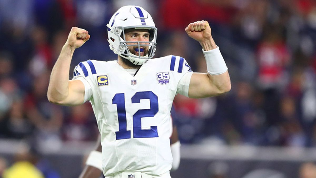 Andrew Luck Fantasy Football Rankings, 2019 Projections, Analysis, More article feature image