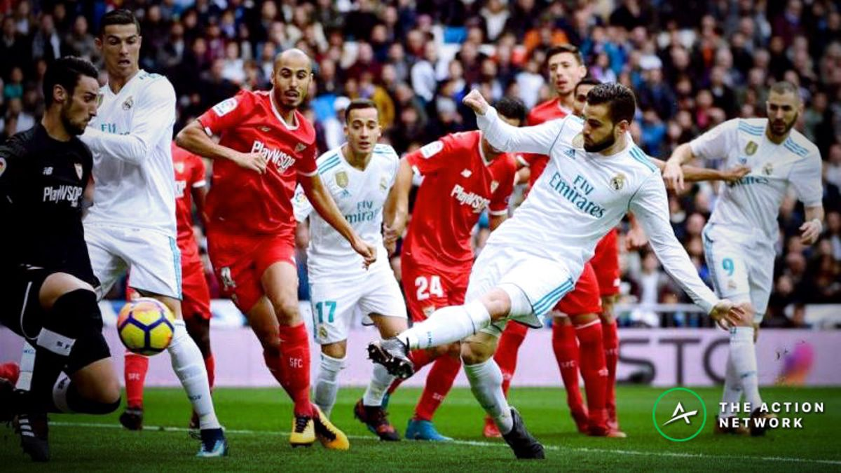 European Soccer Weekend Betting Preview: Must-Win Matches for Real Madrid and Napoli? article feature image