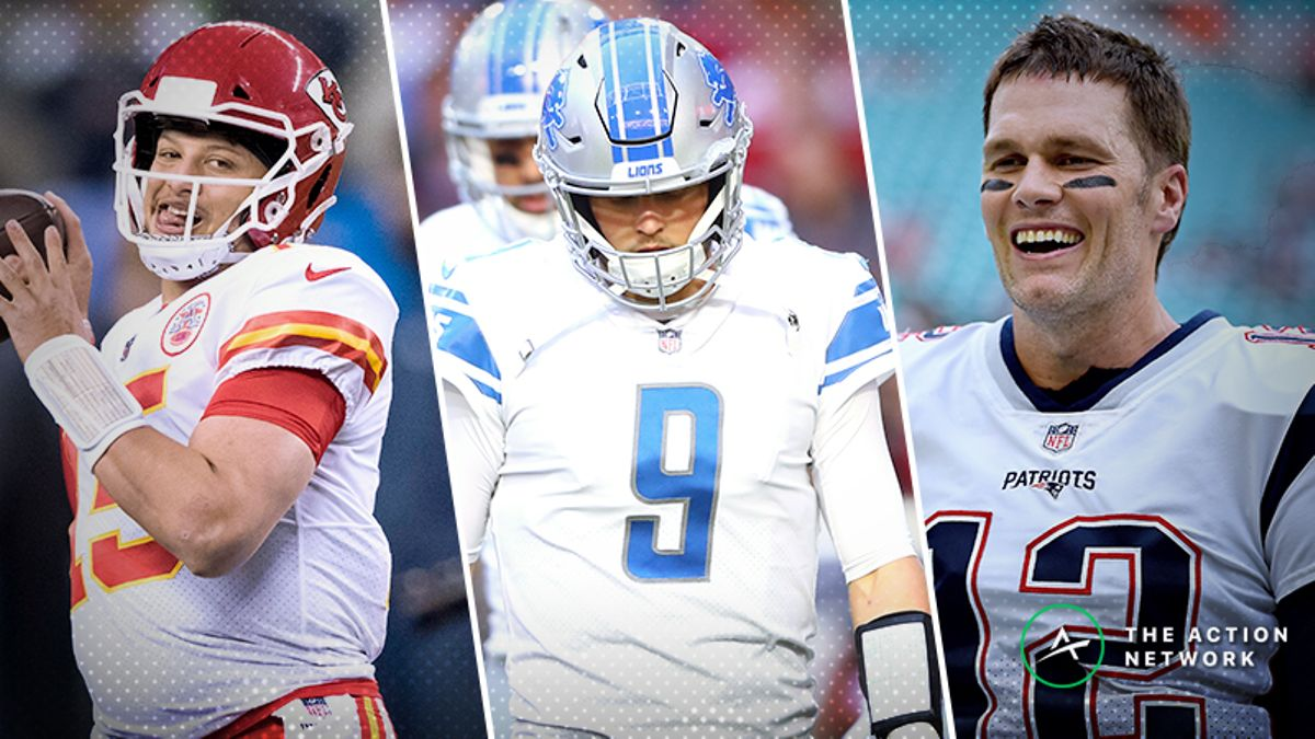 Show Me the Money: The NFL Games That Crushed Sportsbooks This Season article feature image