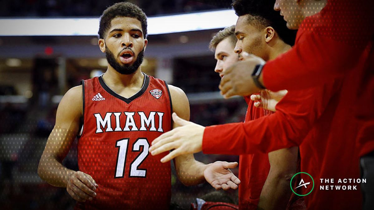 Stuckey's 10 Best College Basketball Situational Spots: Bowling Green-Miami Ohio and More article feature image