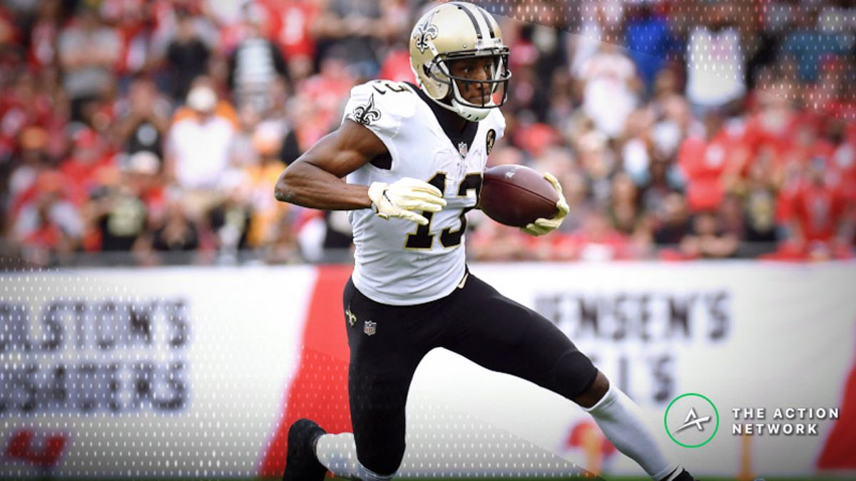 Best Eagles-Saints Divisional Round Props: Michael Thomas Over/Under 88.5 Receiving Yards? article feature image