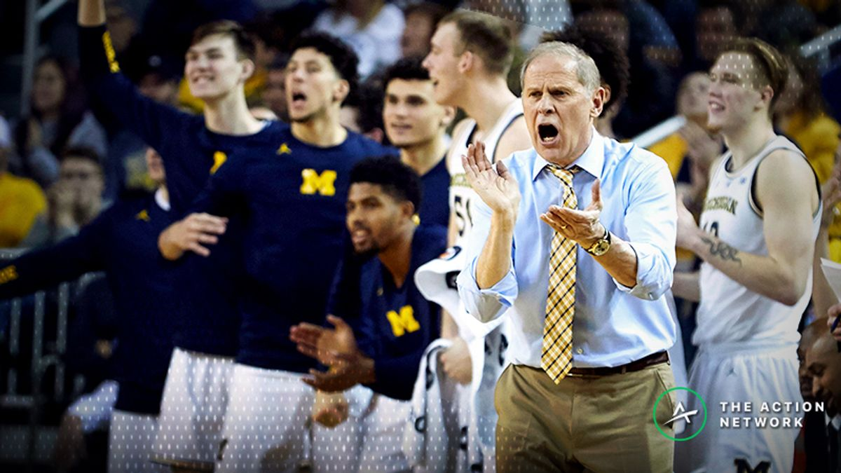 Thursday's College Basketball Betting Previews: Penn State-Michigan, Iowa-Purdue article feature image