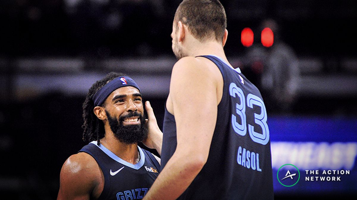 Moore: The Conley, Gasol Trades the Grizzlies Need to Make to Thread the Rebuild Needle article feature image