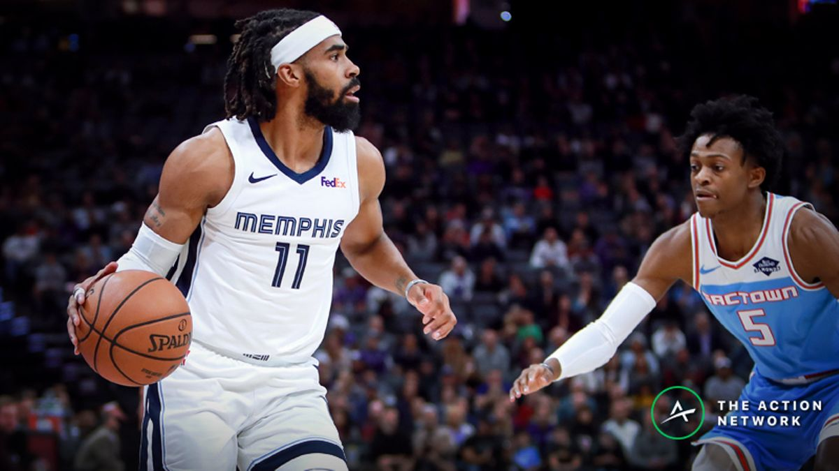 Friday's Best NBA Player Props: Betting Mike Conley Assists, More article feature image