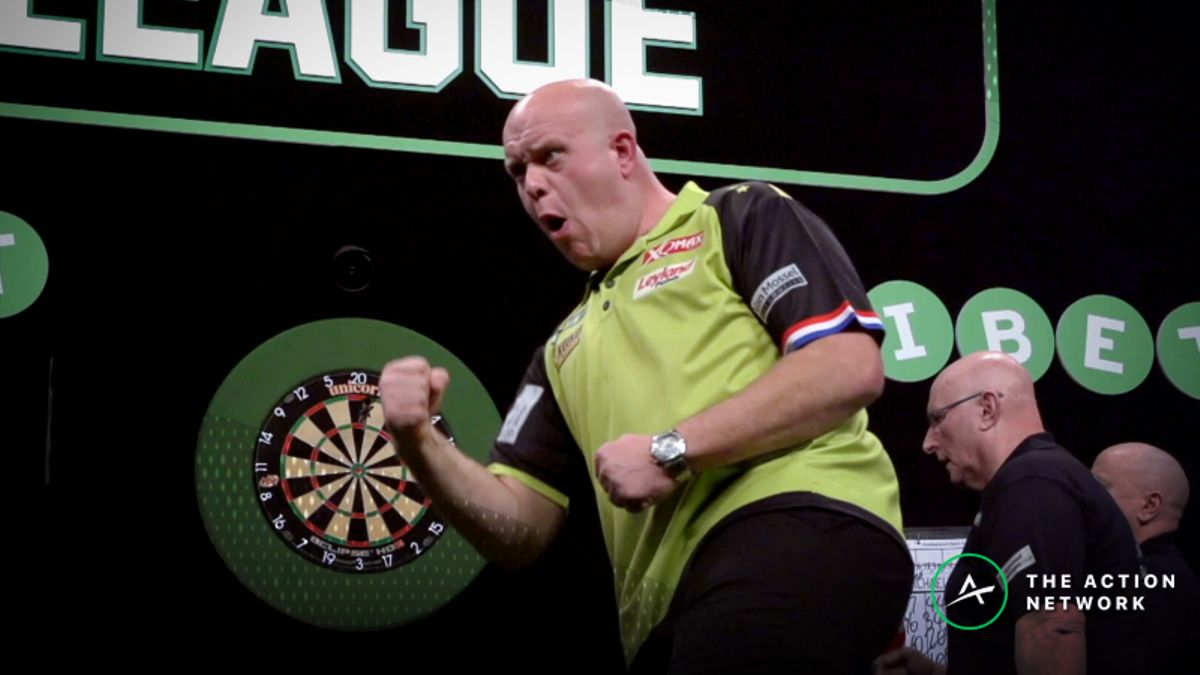 Marky's Malarkey: Five Reasons Why The Darts is THE Best Sport to Sweat article feature image