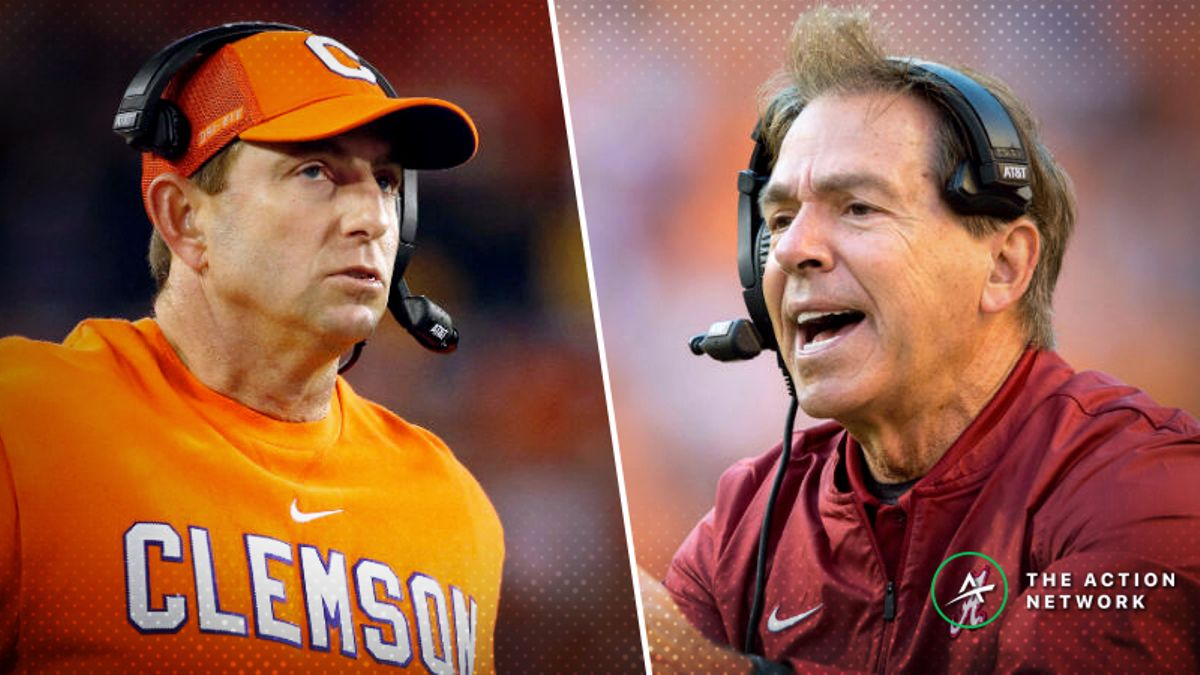 2019 National Championship Betting Guide: How Much Separates Alabama, Clemson? article feature image