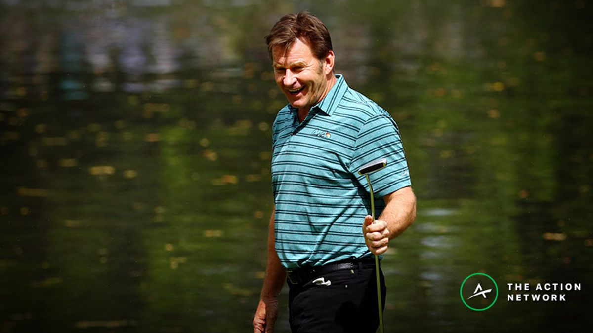 Nick Faldo's Favorite Golf Gambling Story: Getting Into Jack Nicklaus' Pockets article feature image