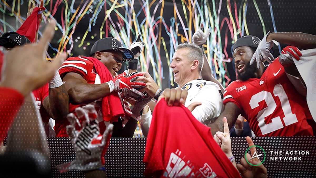 2019 Rose Bowl Odds: Ohio State Among Most Popular Bowl Bets of All Time article feature image