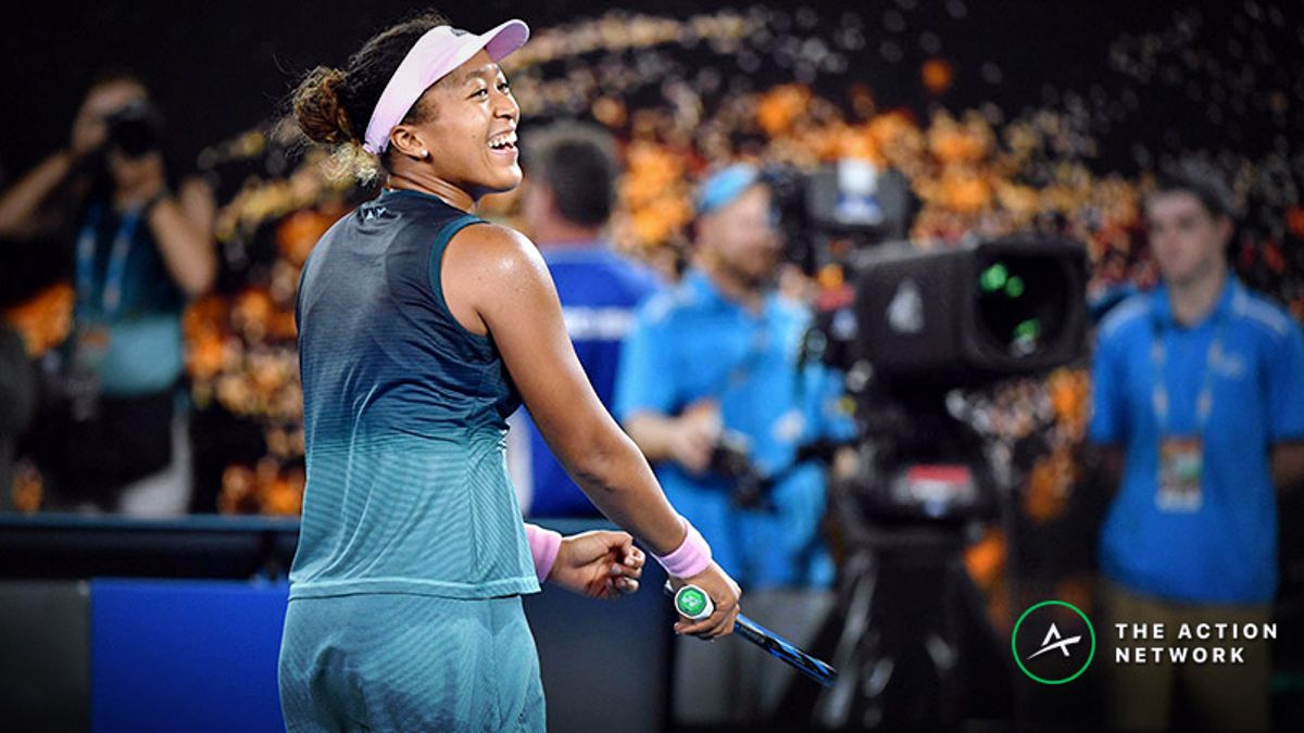 2019 WTA Australian Open Final Betting Preview: Osaka Seeks Second-Straight Slam article feature image