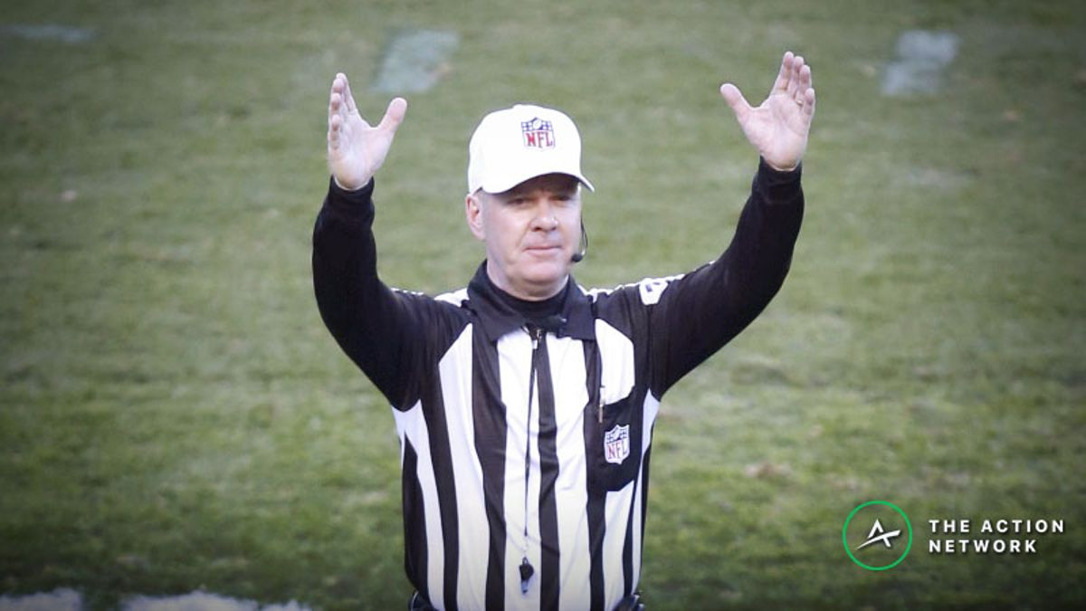 Referee Trends Bettors Need to Know for Super Bowl 53 article feature image