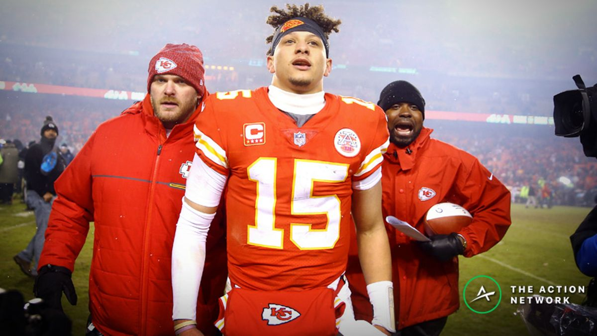 Freedman: Will Chiefs-Patriots Total Break the Arrowhead Under Trend? article feature image