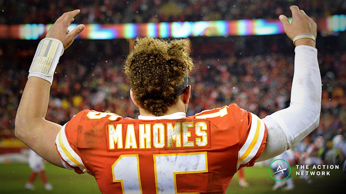 NFL Conference Championship Picks: Our Experts' Favorite Bets for Patriots-Chiefs, Rams-Saints article feature image