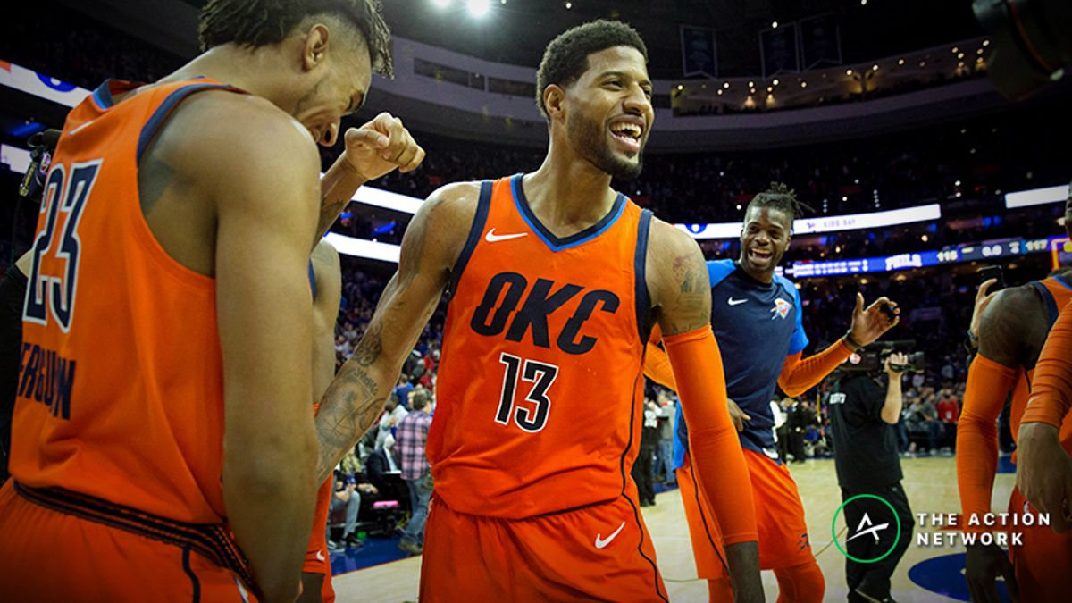 Moore: If Defense Matters, Shouldn't Paul George Be Getting More MVP Love? article feature image