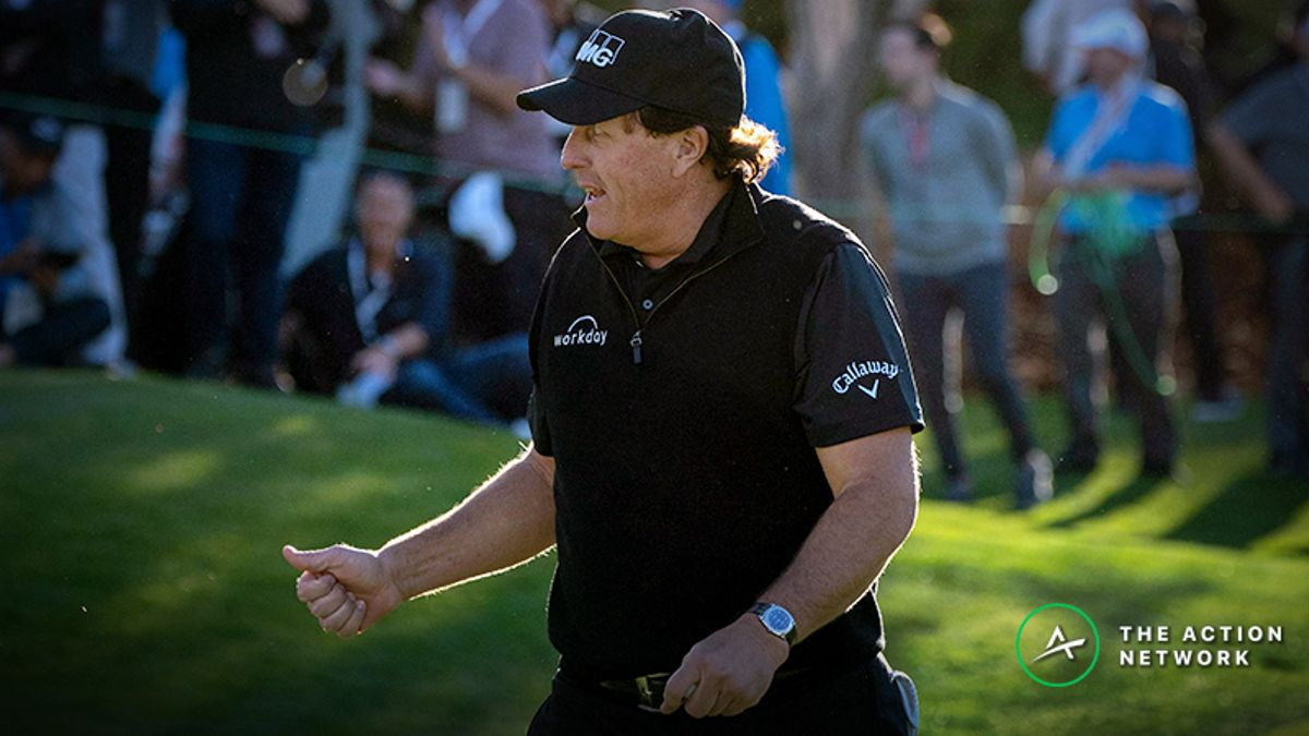 Freedman's Favorite PGA Round 1 Matchup (Jan. 17): Aaron Wise vs. Phil Mickelson article feature image