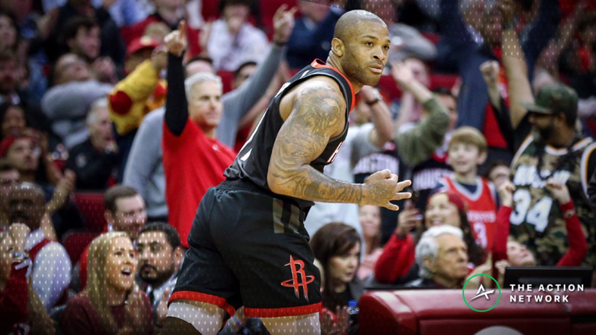 Wednesday's Best NBA Player Props: Betting P.J. Tucker Points, More article feature image