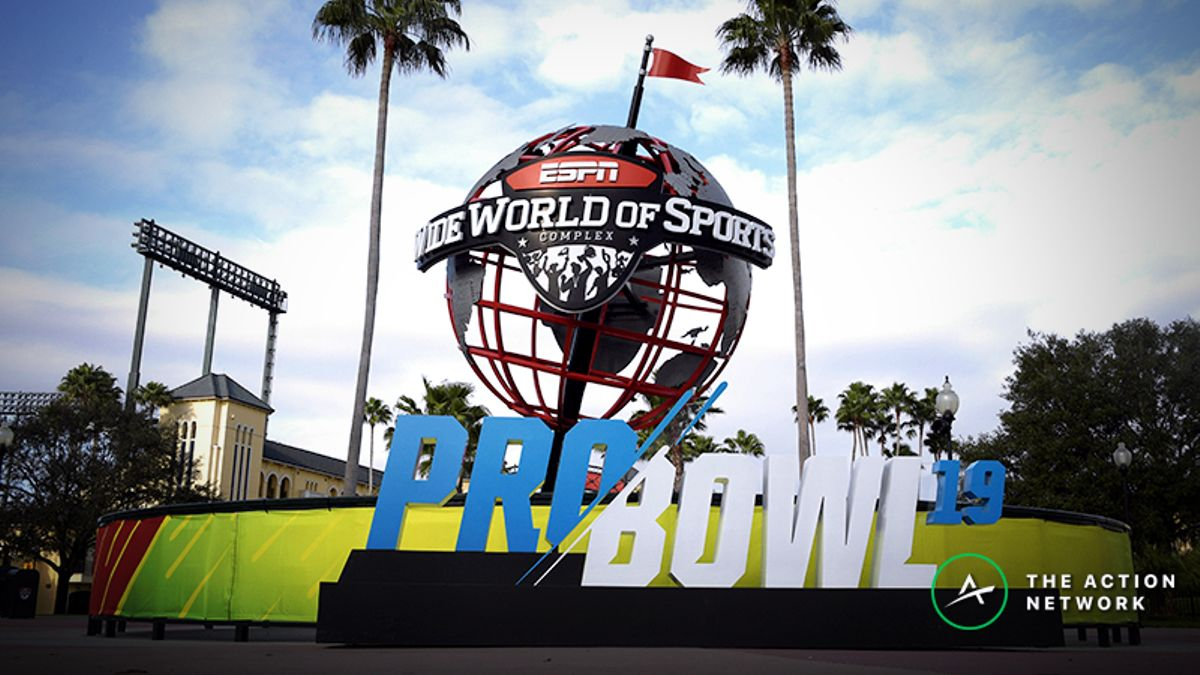 2019 Pro Bowl Betting Odds: NFC Opens as Short Favorite Over AFC article feature image