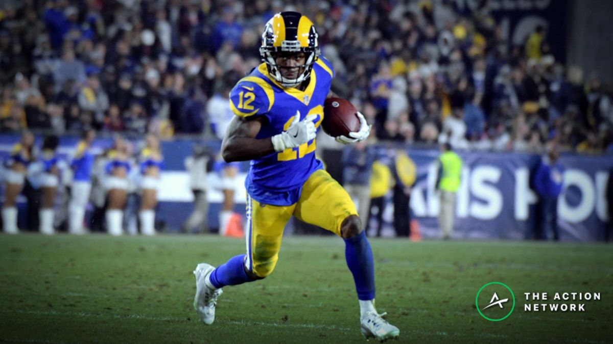 How to Leverage Our Super Bowl 53 Funnel Defense Ratings for DFS article feature image