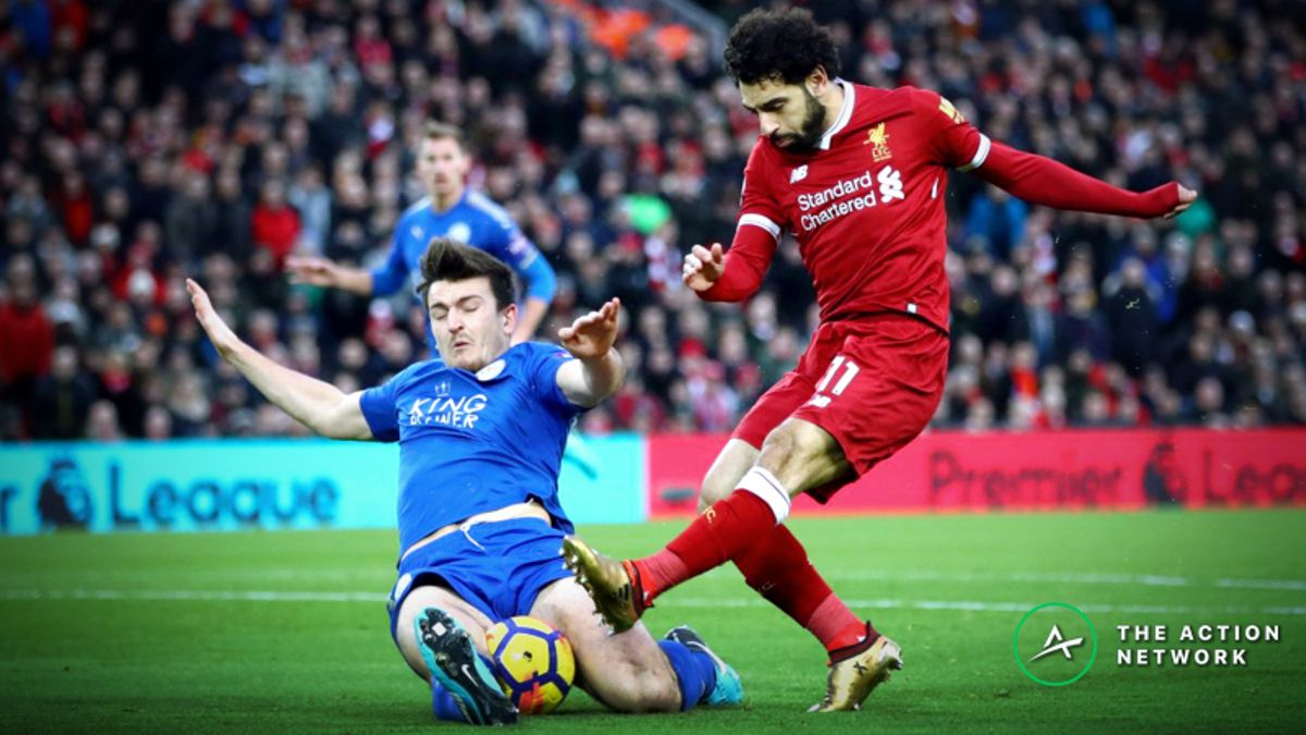Premier League Week 24 Betting Preview: Can Leicester City Knock Off Liverpool? article feature image