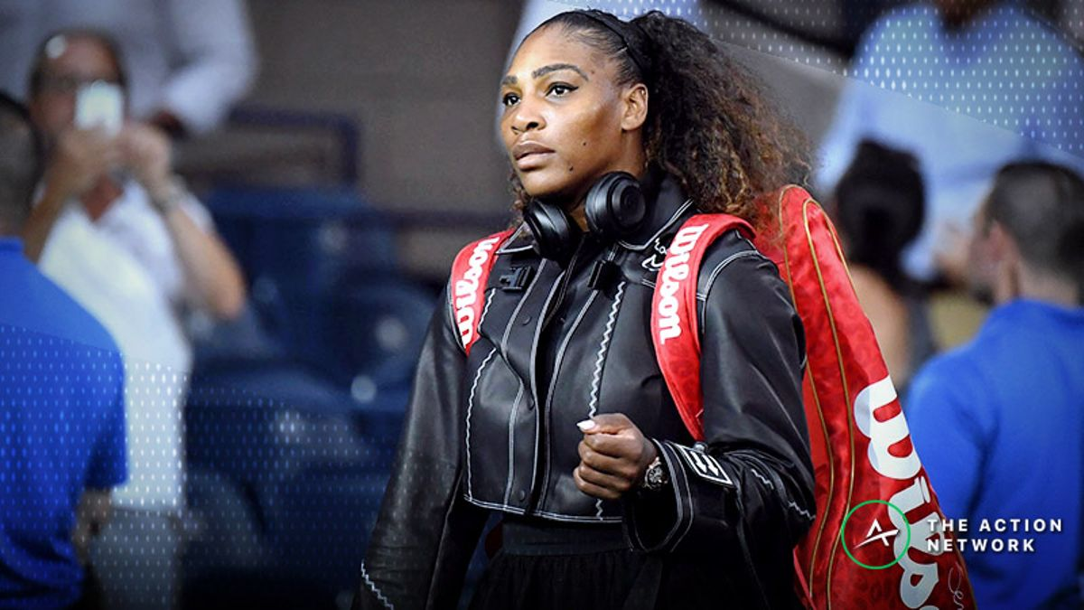 2019 WTA Australian Open Odds, Betting Preview: Serena Williams Favored in Melbourne article feature image