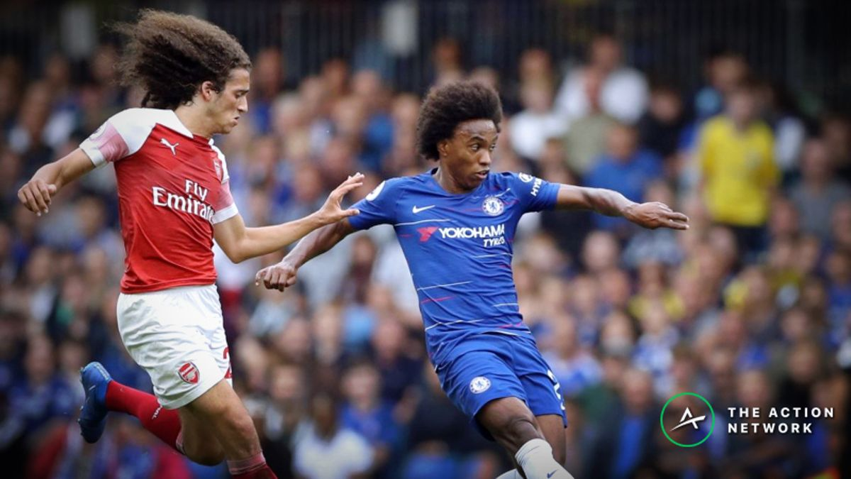Premier League Week 23 Betting Preview: Sharp Money Fading Arsenal article feature image