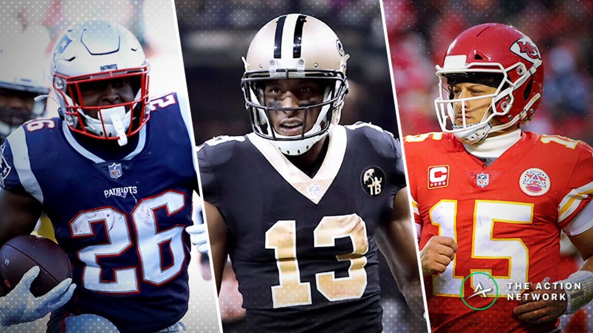 Koerner: The 'Most Yardage' Props With Betting Value for NFL Conference Championships article feature image