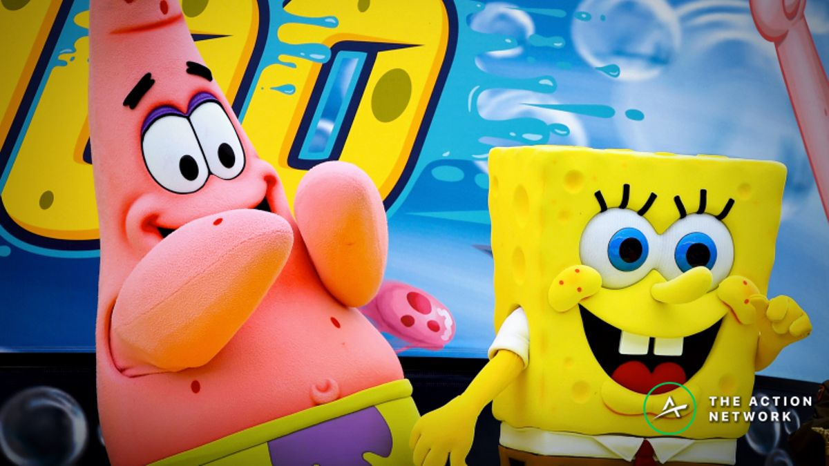 Super Bowl 53 Prop Bets: Will Spongebob Squarepants Show Up? article feature image