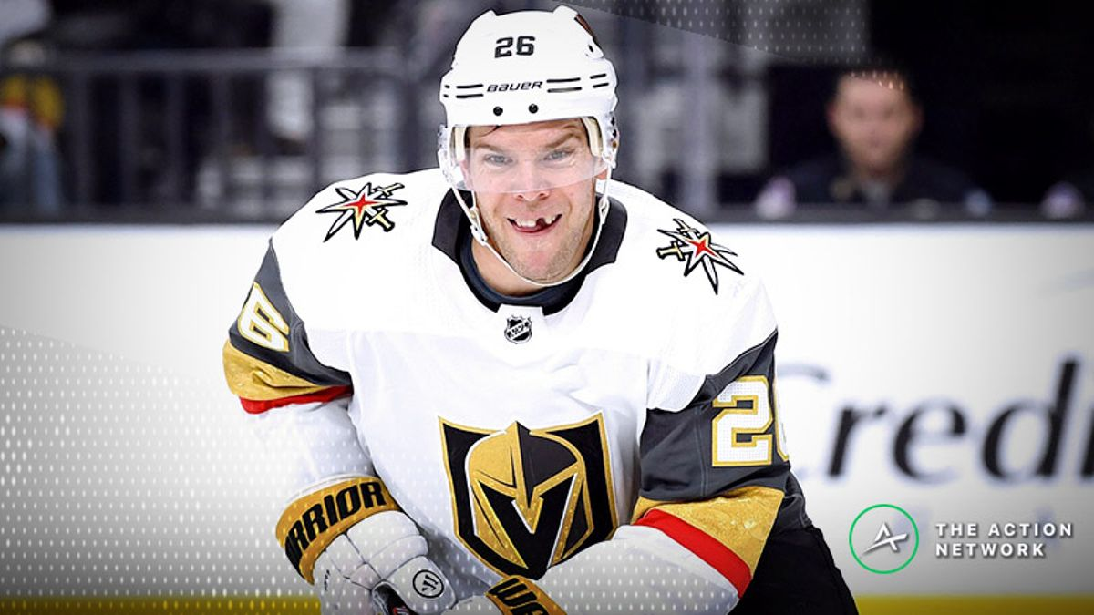 Devils-Golden Knights Betting Preview: Vegas Expected to Make It Six in A Row article feature image