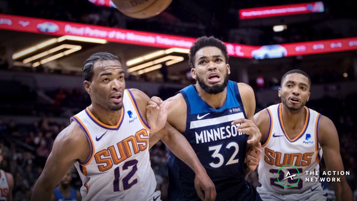 NBA Sharp Report: Wiseguys All Over Tuesday's Small NBA Slate article feature image