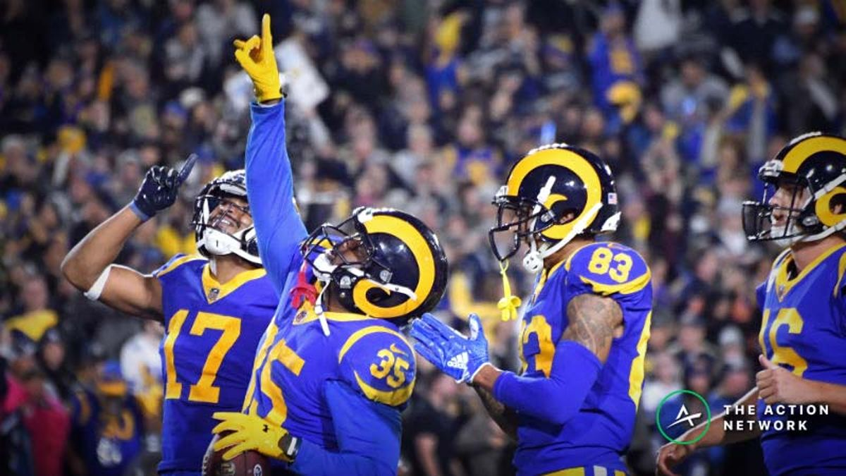 Freedman's Favorite Super Bowl 53 Touchdown Prop Bet: Will C.J. Anderson Score? article feature image