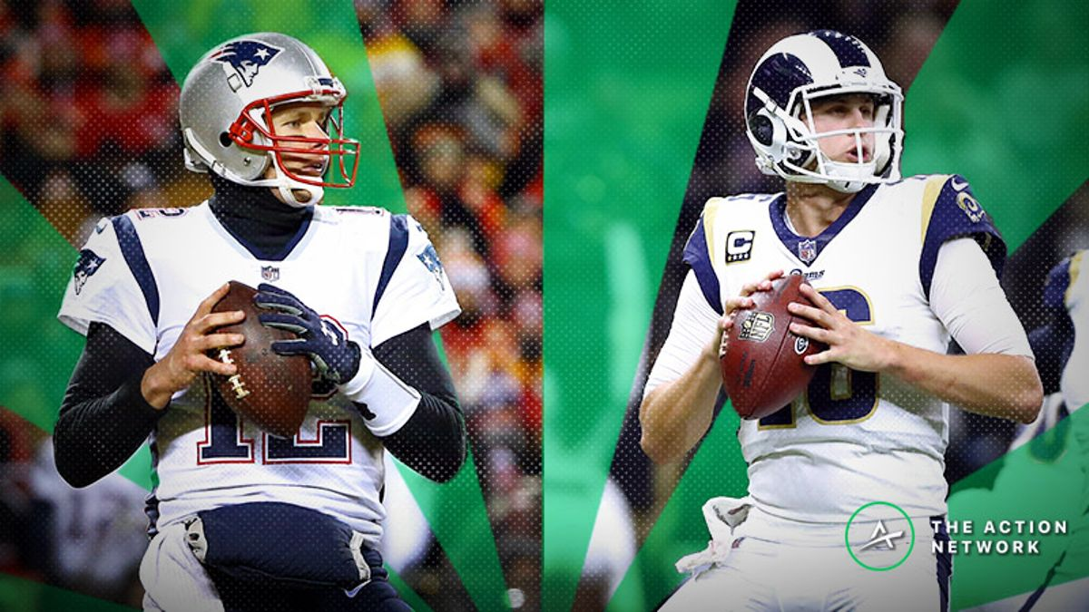 The Ultimate Super Bowl 53 Betting Guide: Can You Trust the Rams to Pull the Upset? article feature image