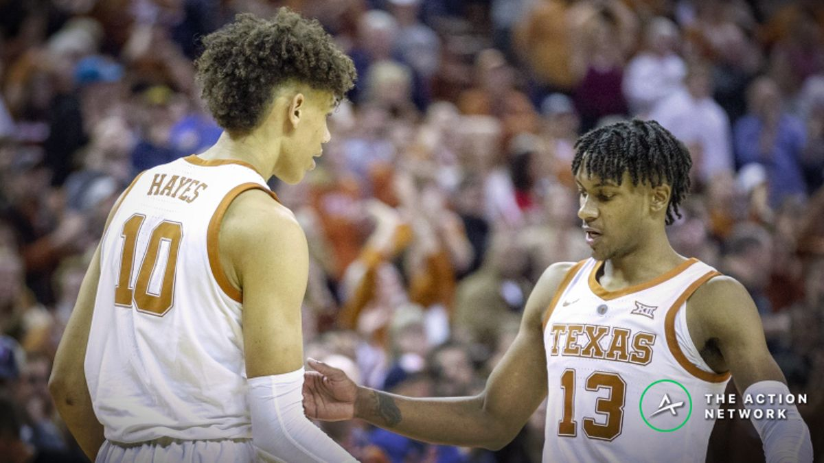 CBB Sharp Report: Pros Betting Texas-TCU, 2 Other Wednesday Games article feature image