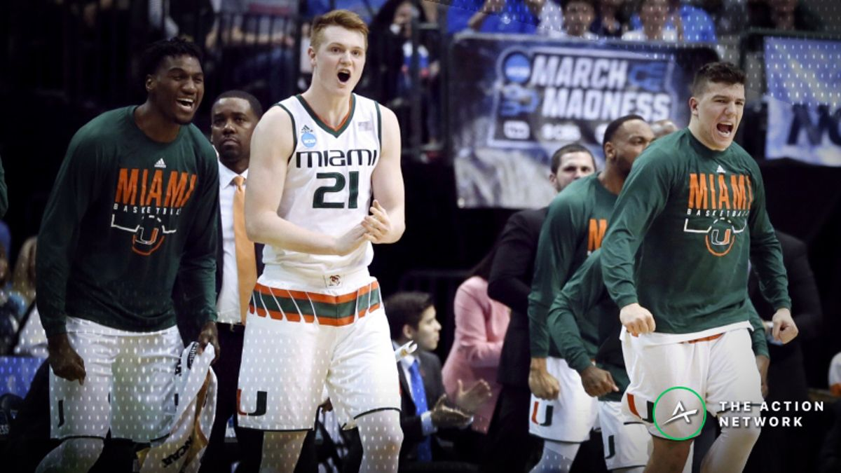 CBB Sharp Report: Pros Betting NC State-Miami, 2 Other Thursday Games article feature image