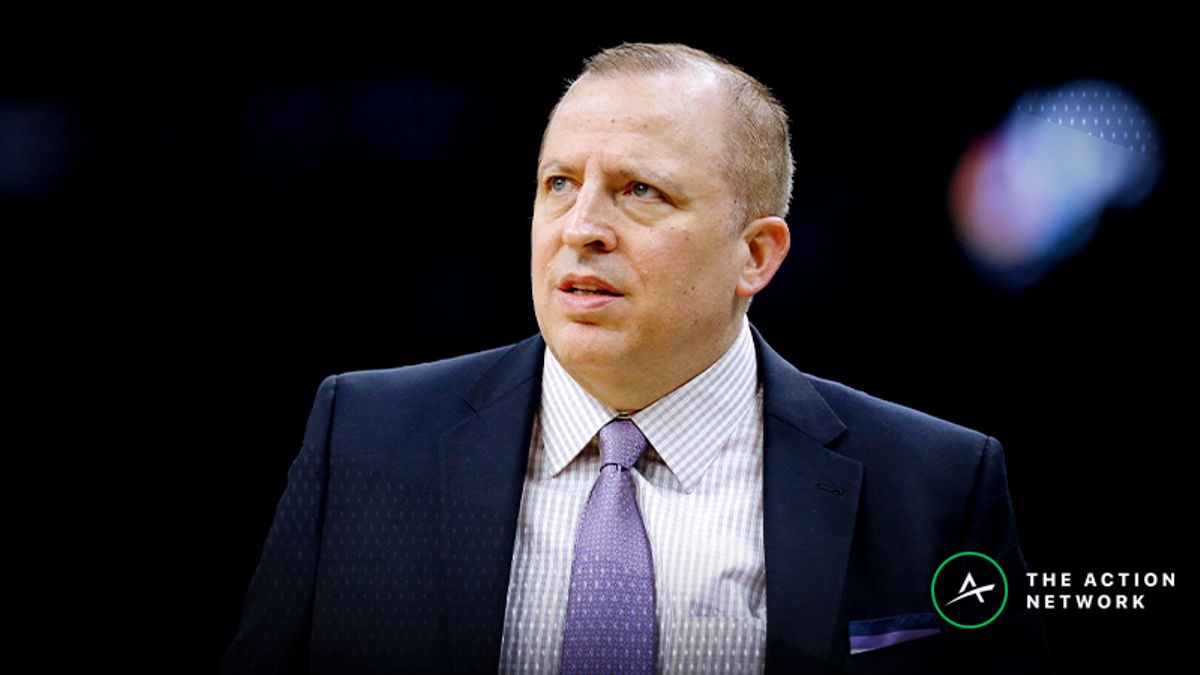The Angles: Tom Thibodeau's Firing Makes Sense for Nonsensical Wolves article feature image