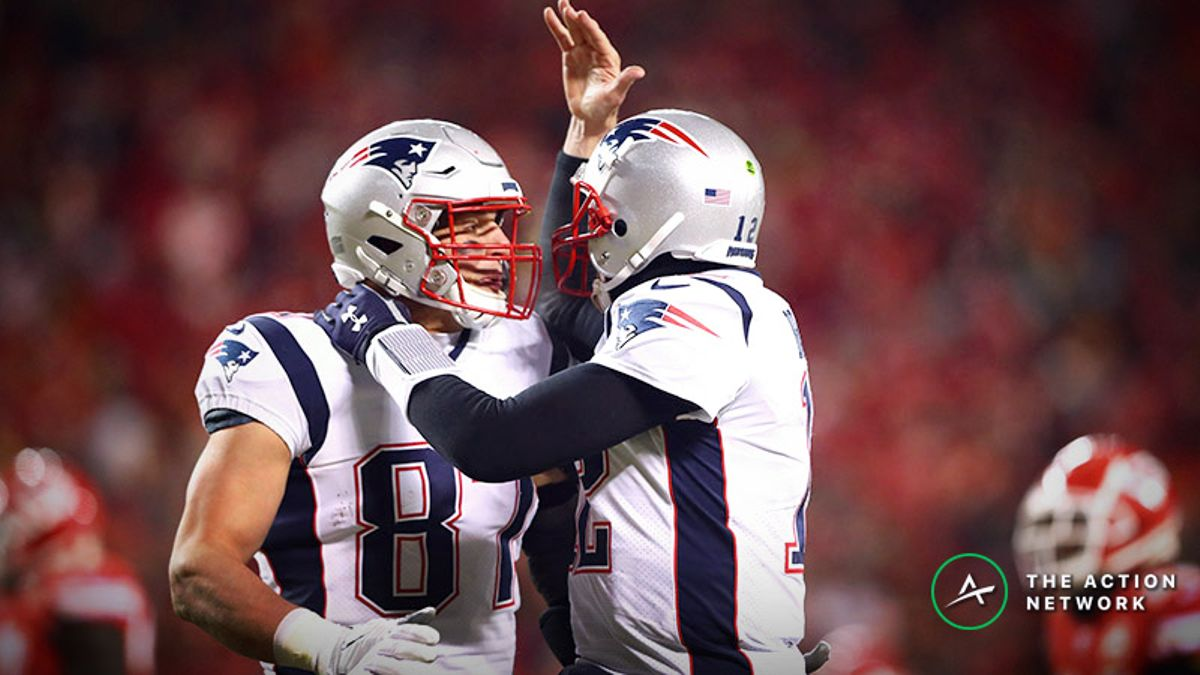 Vegas Bookmakers Predict Super Bowl 53 Spread Will Move to Patriots -3 article feature image