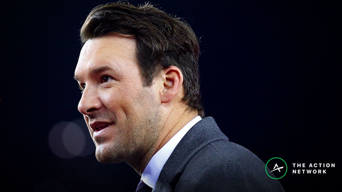 The $8 Million Question: How Much Is Tony Romo Worth as a Broadcaster? article feature image