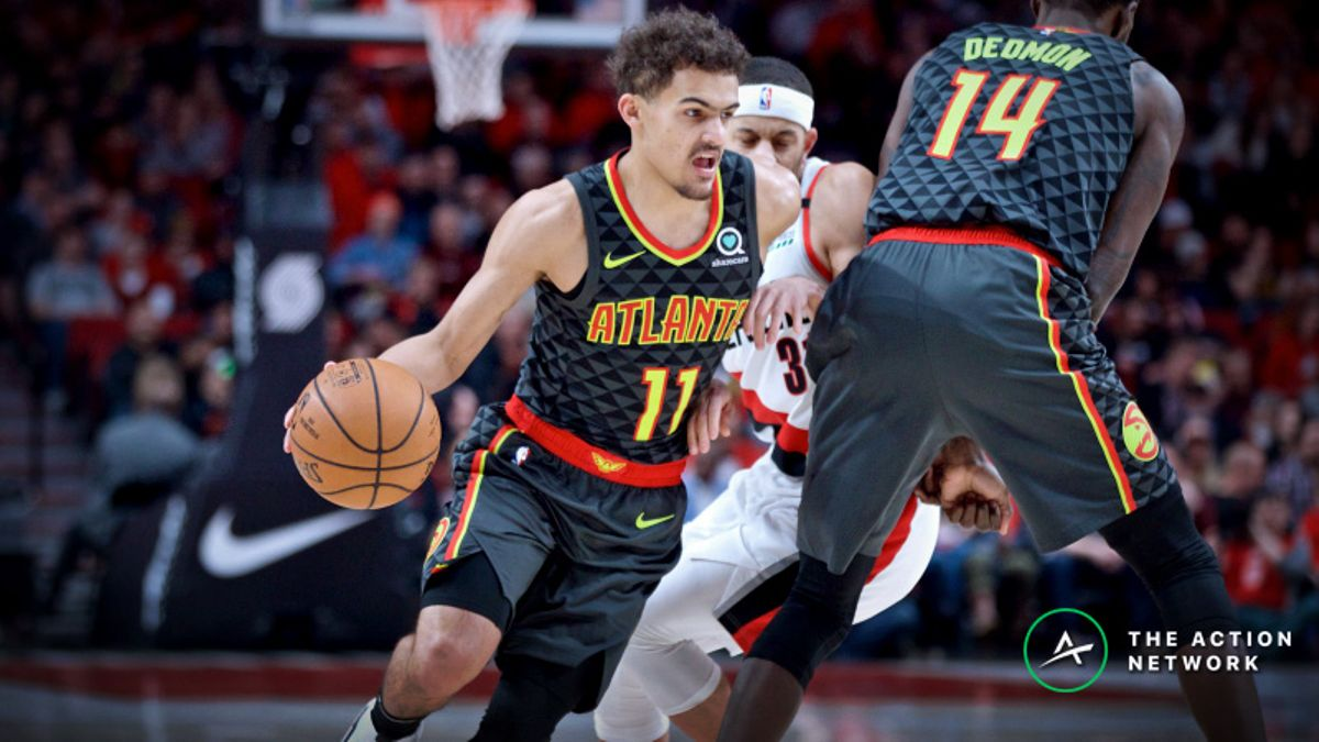 Thursday's Best NBA Player Props: Betting Trae Young Assists, More article feature image