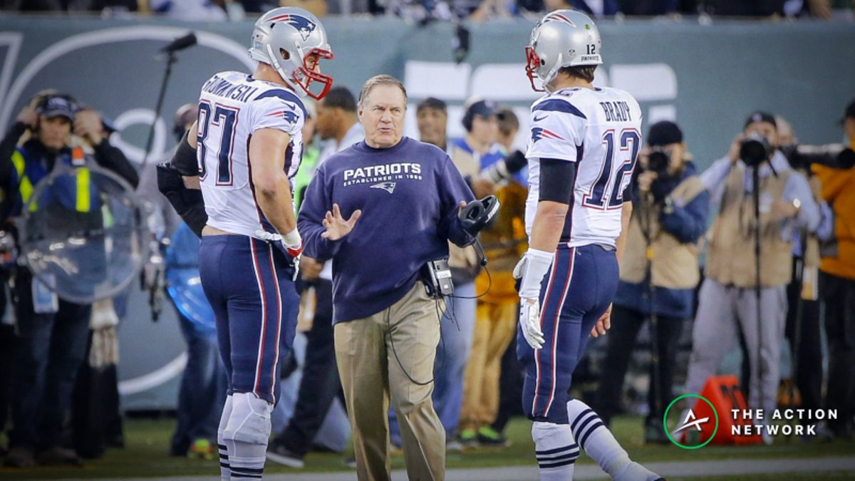 Sportsbook Posts Odds on Brady, Belichick and Gronkowski Retiring Following Super Bowl article feature image