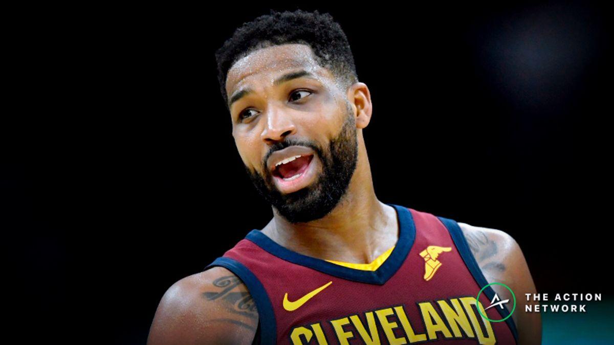 NBA Injury Report: Betting, DFS Impact of Tristan Thompson, Josh Richardson Injuries article feature image